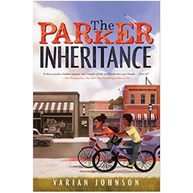 The Parker Inheritance Coretta Scott King Honor Best Chapter Books for Kids