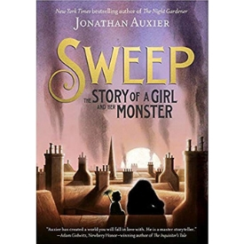 Sweep by Jonathan Auxier, Sydney Taylor Award Winner Best Books for kids about the Jewish experience