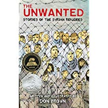 The Unwanted Stories of the Syrian Refugees Sibert Honor nonfiction for kids.jpg