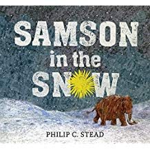 Samson in the Snow by Philip Stead Picture Books About Winter and Snow.jpg