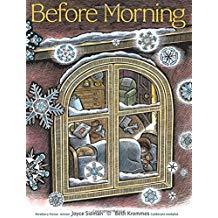 Winter Books for Kids, Before Morning Joyce Sidman Beth Krommes