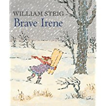 Brave Irene William Steig  picture books about winter picture books about snow.jpg
