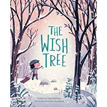 Winter Books for Kids, The Wish tree Kyo Maclear Chris Turnham