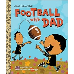 Football with Dad Children's Books About Sports