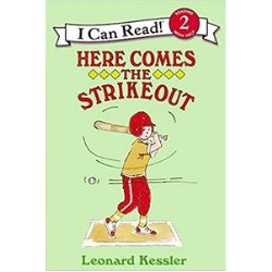 Children's Books About Sports, Here Comes the Strikeout