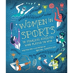 women in sports Children's Books About Sports