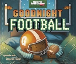 Goodnight Football Children's Books About Sports