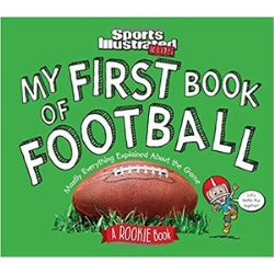 Children's Books About Sports My First Book of Football