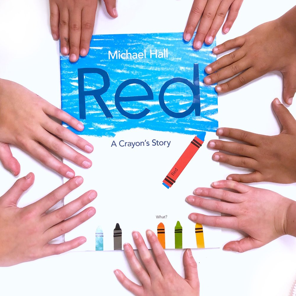 Red A Crayons Story by Michael Hall.jpg