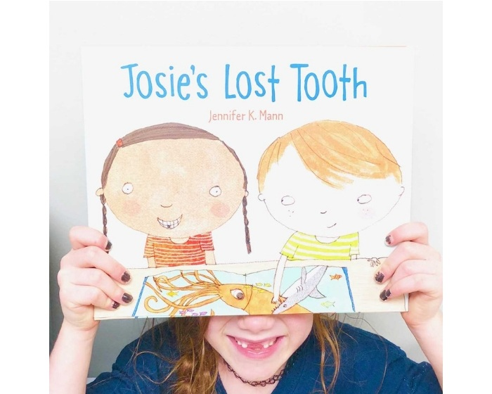 Josie's Lost Tooth by Jennifer K. Mann, the perfect book for the child desperately waiting to lose a tooth!.jpg
