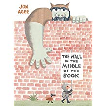 The Wall in the Middle of the Book by Jon Agee best kids books to combat bias and preconceived notions and judgment.jpg