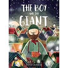 The Boy and the Giant by David Litchfield best kids books to combat bias, challenge judgment and preconceived notions.jpg