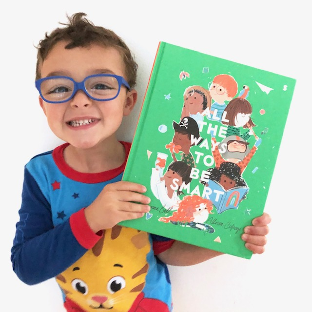 All the Ways to Be Smart is one of the best self esteem books for kids, touching upon emotional intelligence, academic intelligence, and social intelligence.jpg