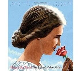 Books About Strong Girls Helen Keller