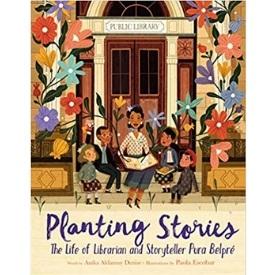 Books About Strong Girls Pura Belpre