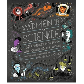 Books About Strong Girls Women in Science