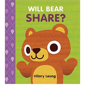 Best Board Books and Concept Books, Will Bear Share