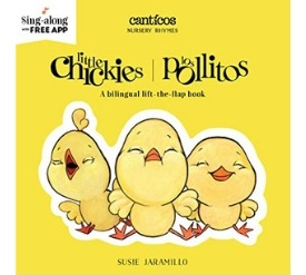Little Chickies Best Board Books and diverse books for toddlers