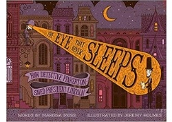 nonfiction picture books, the eye that never sleeps