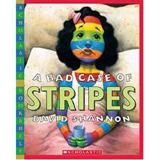 Self Esteem Books for Kids, A Bad Case of Stripes
