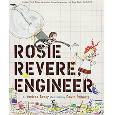 Growth Mindset Books for Kids, Rosie Revere, Engineer