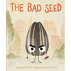 Growth Mindset Books for kids, The Bad Seed