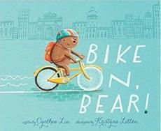 Growth Mindset Books for Kids, Bike on Bear