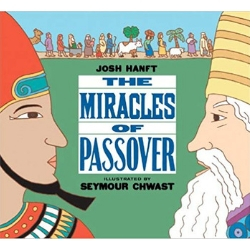 Children's Books About Passover, The Miracles of Passover