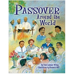 Children's Books About Passover, Passover Around the World