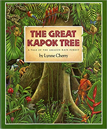 Picture Books About Nature, The Great Kapok Tree.jpg