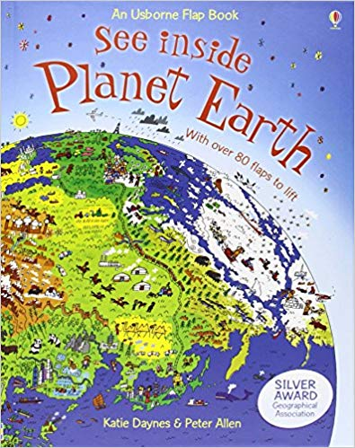 Picture Books About Nature See Inside Planet Earth