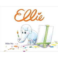 Picture Books About Elephants, Ellie