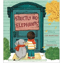 Picture Books About Elephants, Strictly No Elephants