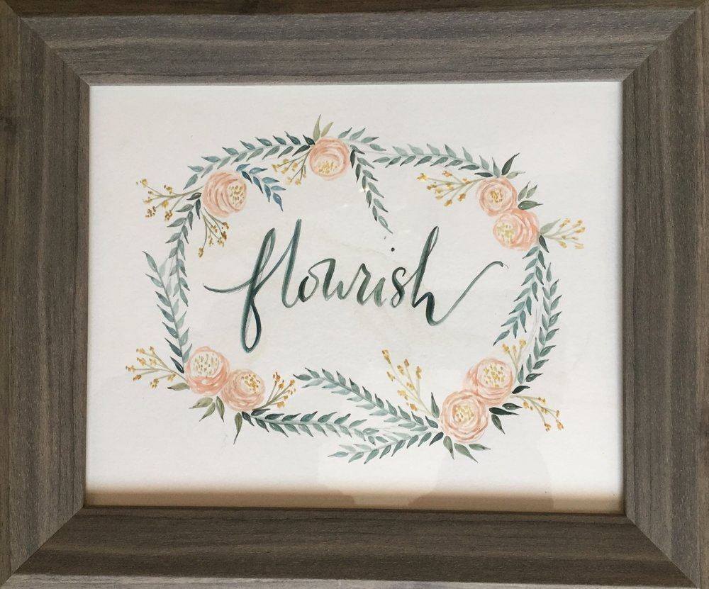 Created by Diana McLarren with Open Window Papery. Diana is currently on a hiatus while she prepares for her baby to arrive (any day now!) but you can still connect with her on her Etsy shop   here  and look for updates this spring!