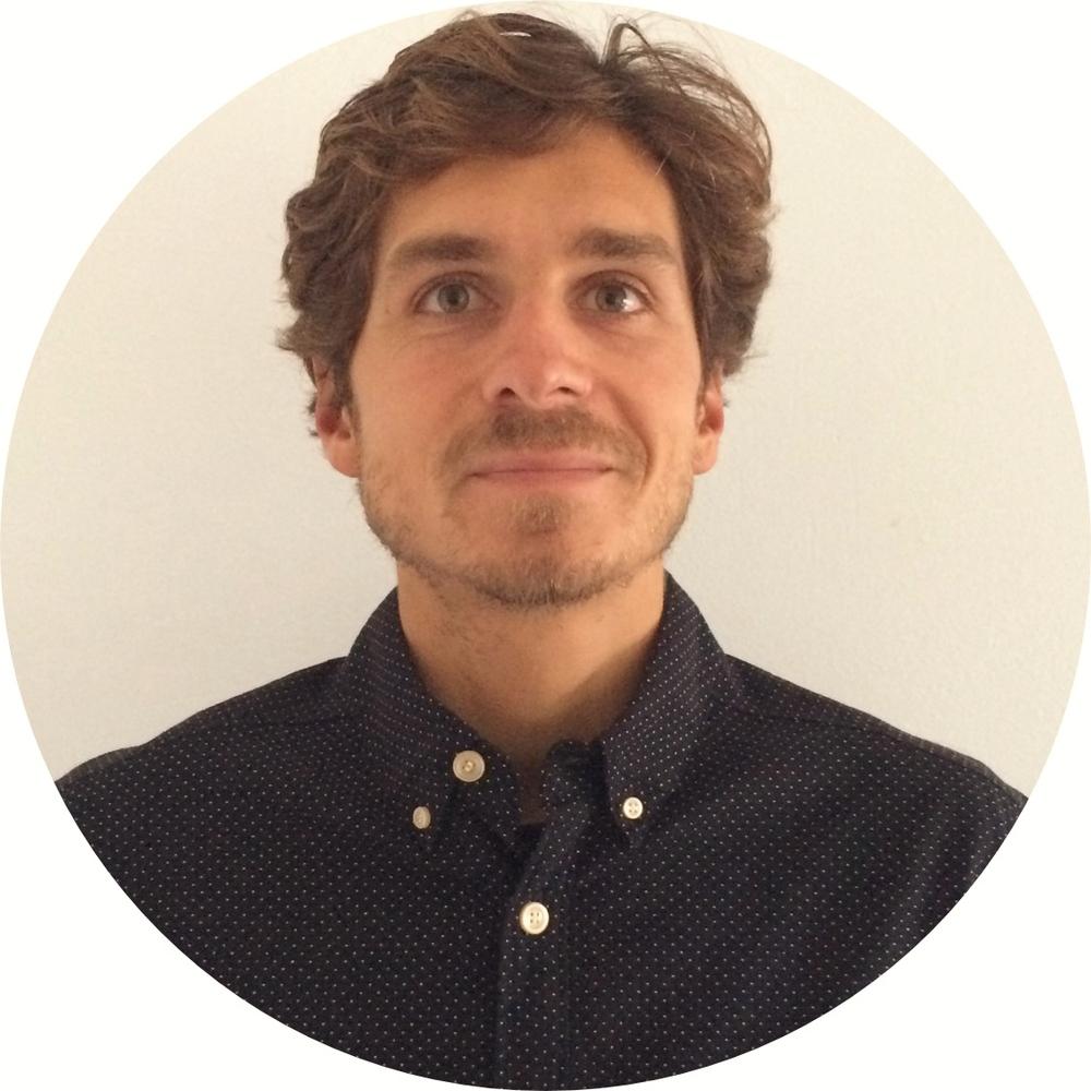 Simon Weppe - Oceanographer