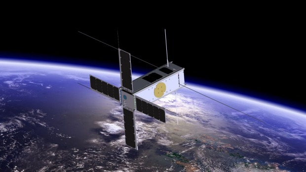 Stuff, 16 Nov 2016 # Blast-off for New Plymouth's satellite research centre