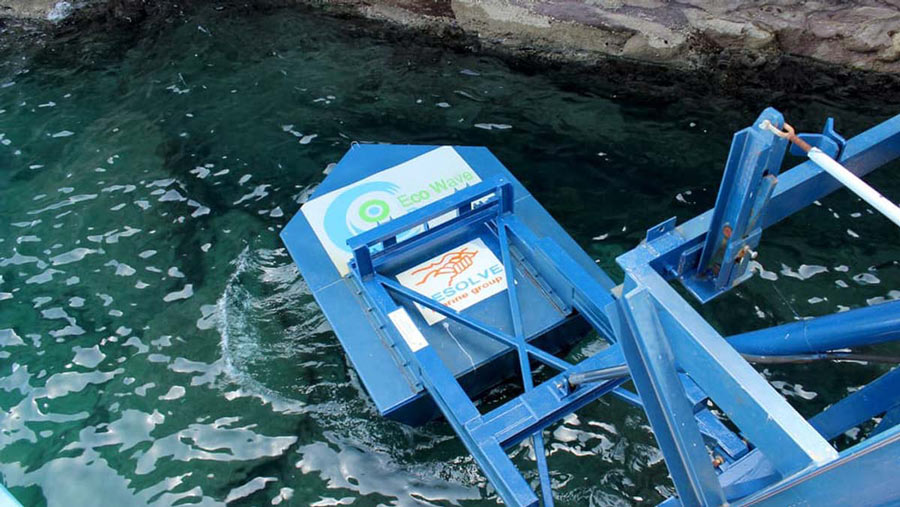 Tidal Energy Today, 29 May 2017Eco Wave Power checks Mexican waves