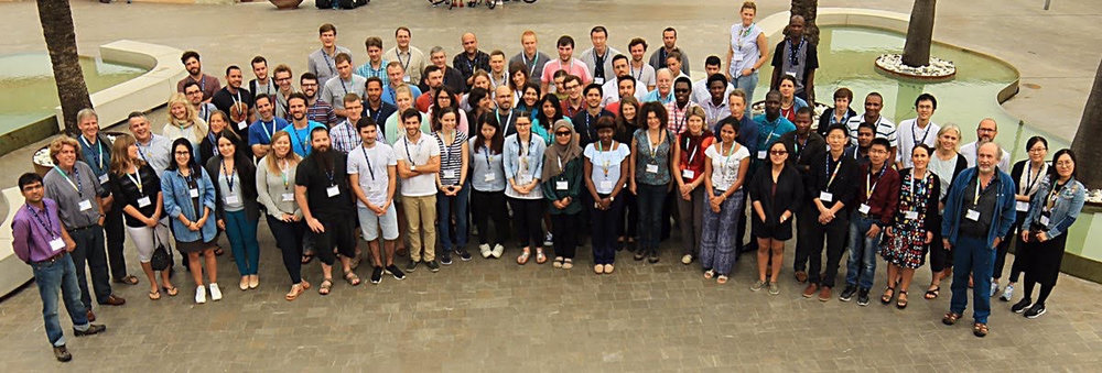 The participants of the GODAE Ocean View Summer School.