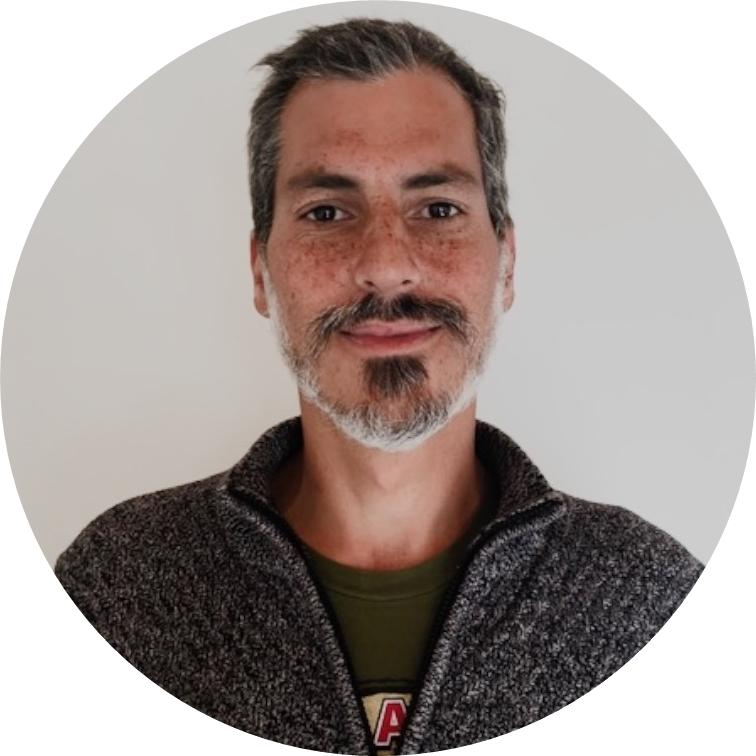 Dr João Marcos Souza<br>Oceanographer