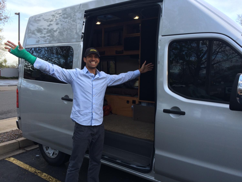 A Van Named Dusty Van Life Travelogue