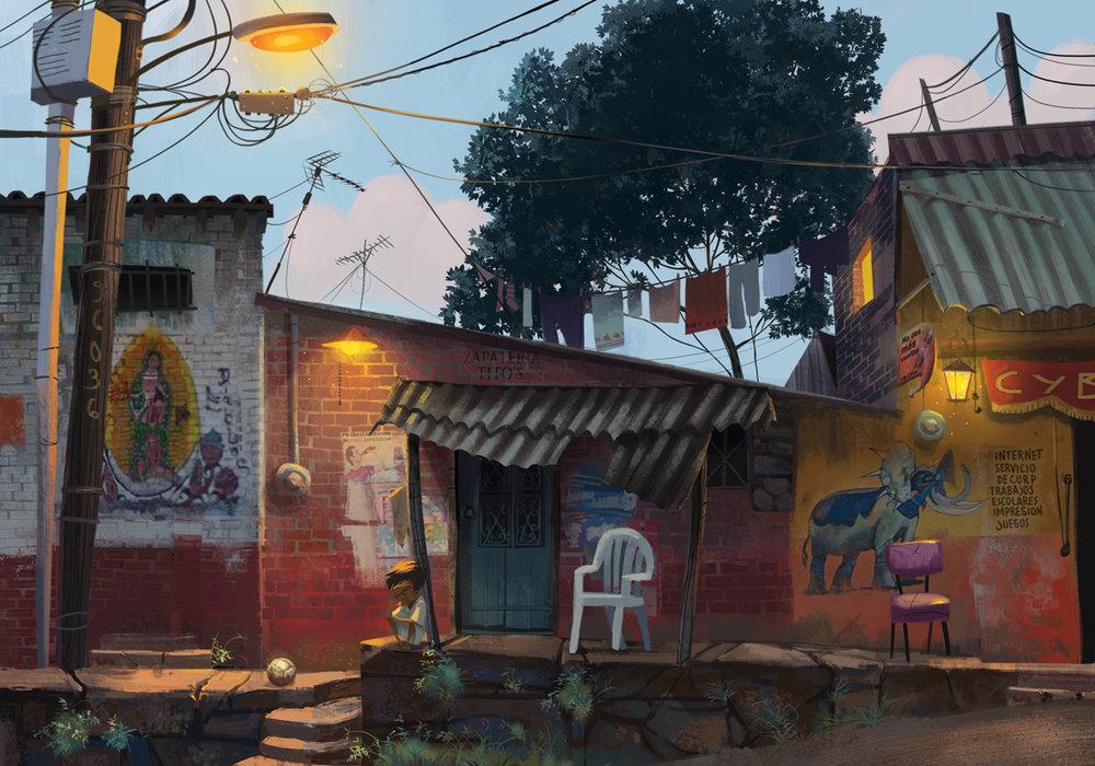 Concept By Julia Sarda