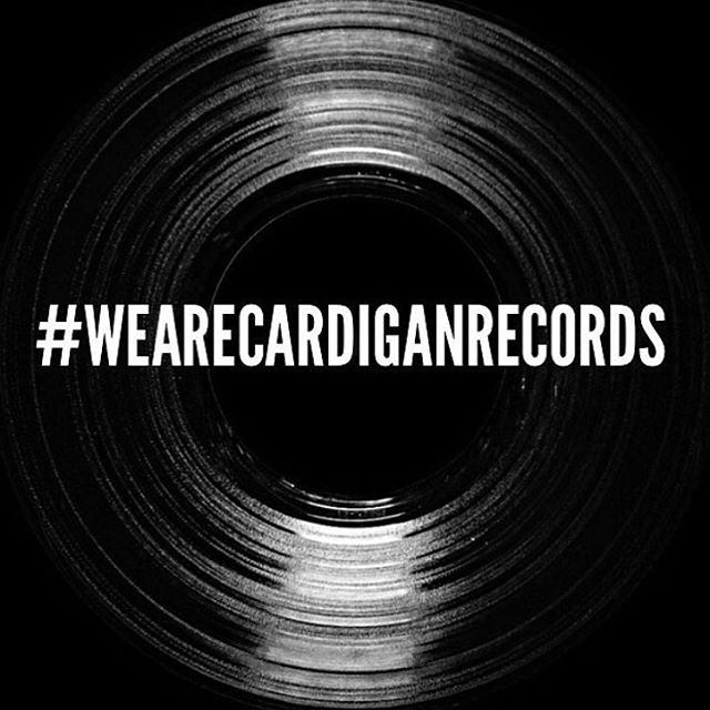 Some cool things in the works over at @cardiganrecords ✨ #wearecardiganrecords #staytuned