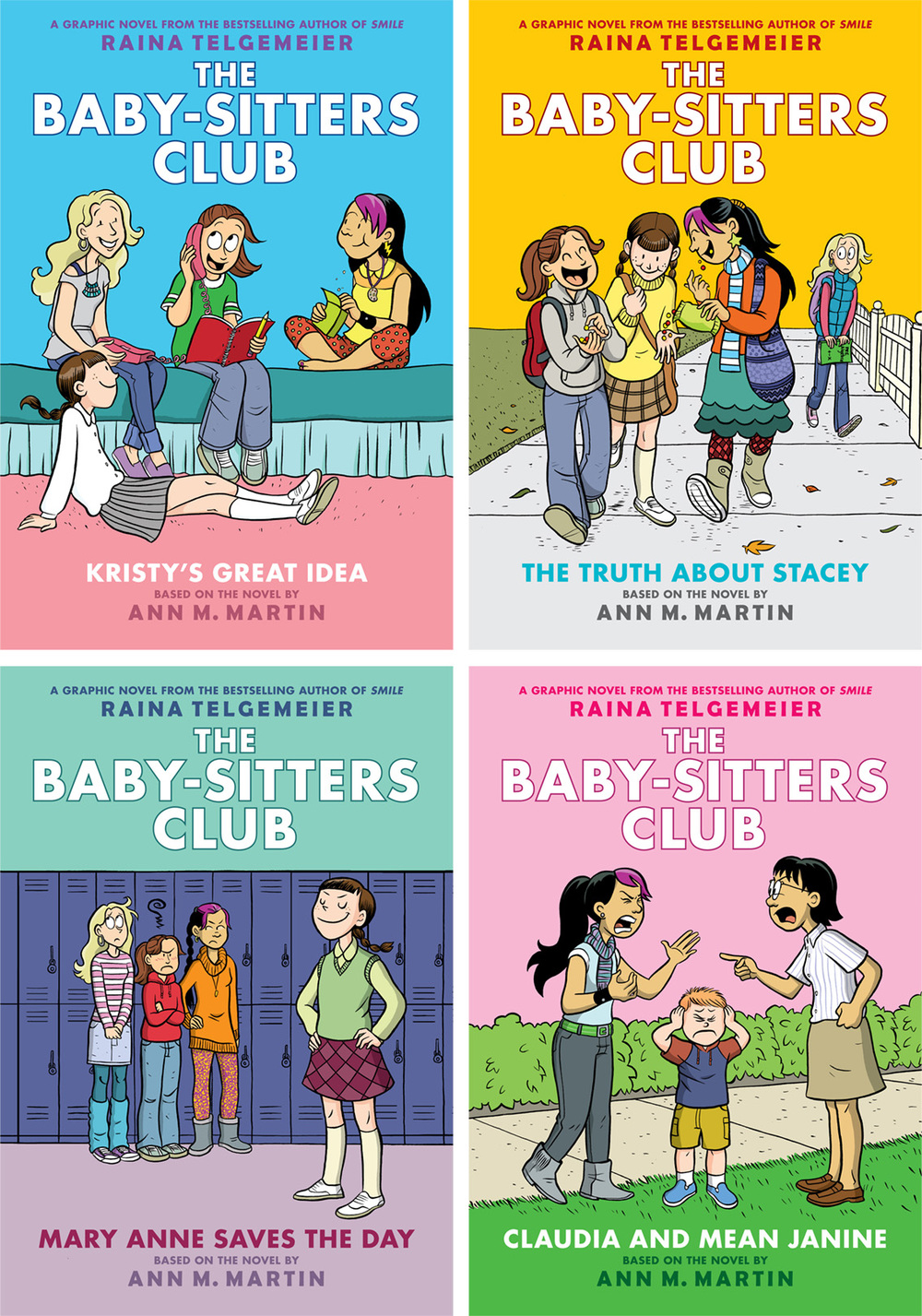The Baby Sitters Club Phil Falco