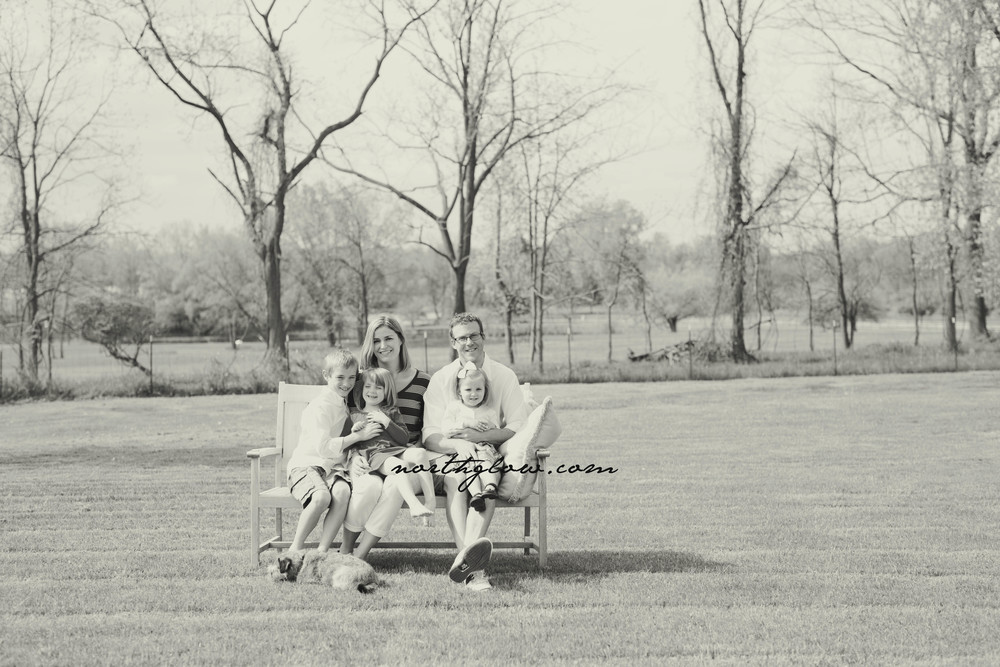 The Spencer Family | NorthGlow Photography