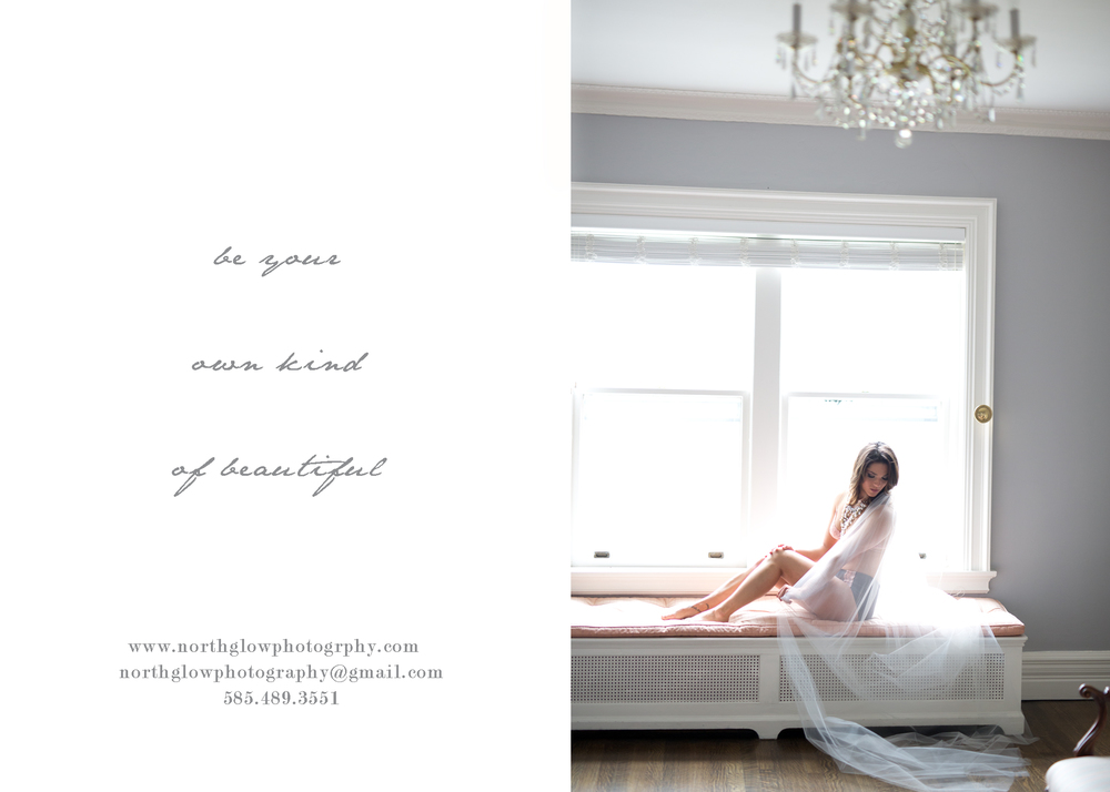 Bridal Boudoir | NorthGlow Photography