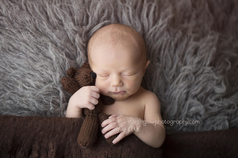 Elliot Newborn | NorthGlow Photography