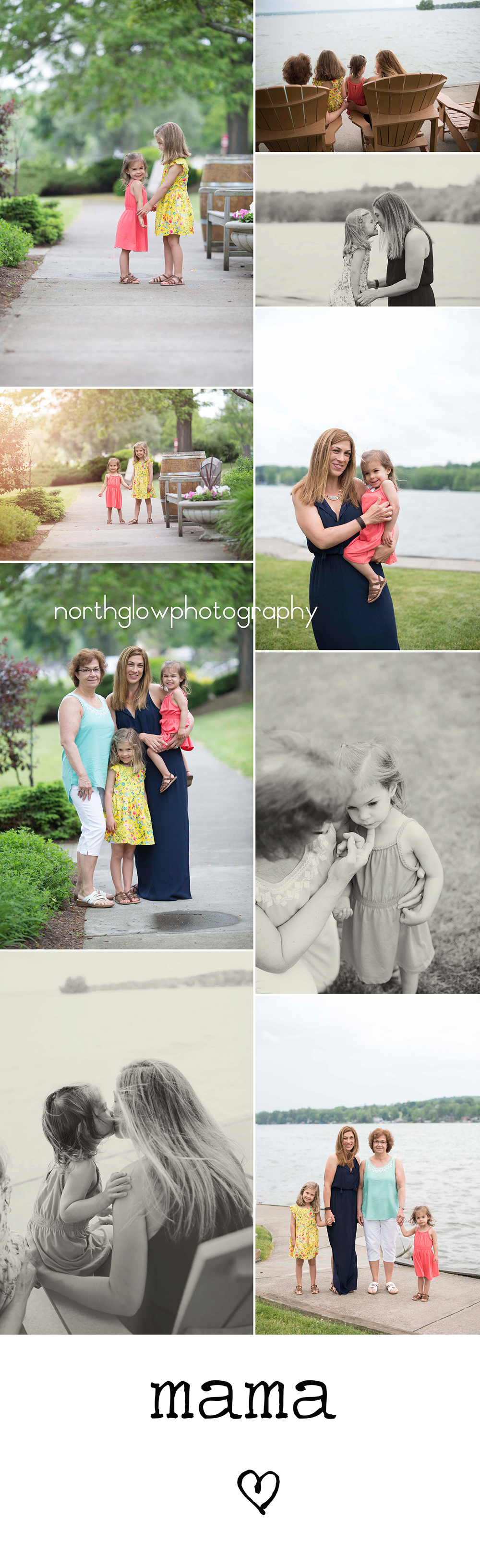 Mommy and Me 2016 | NorthGlow Photography