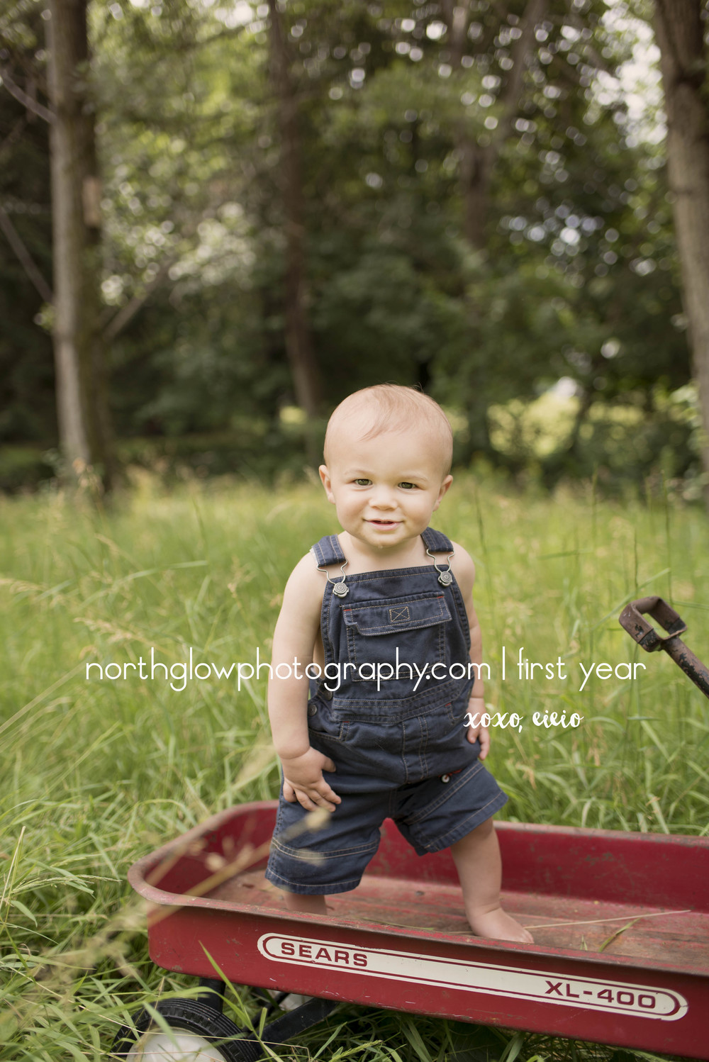 That Little Smile | NorthGlow Photography