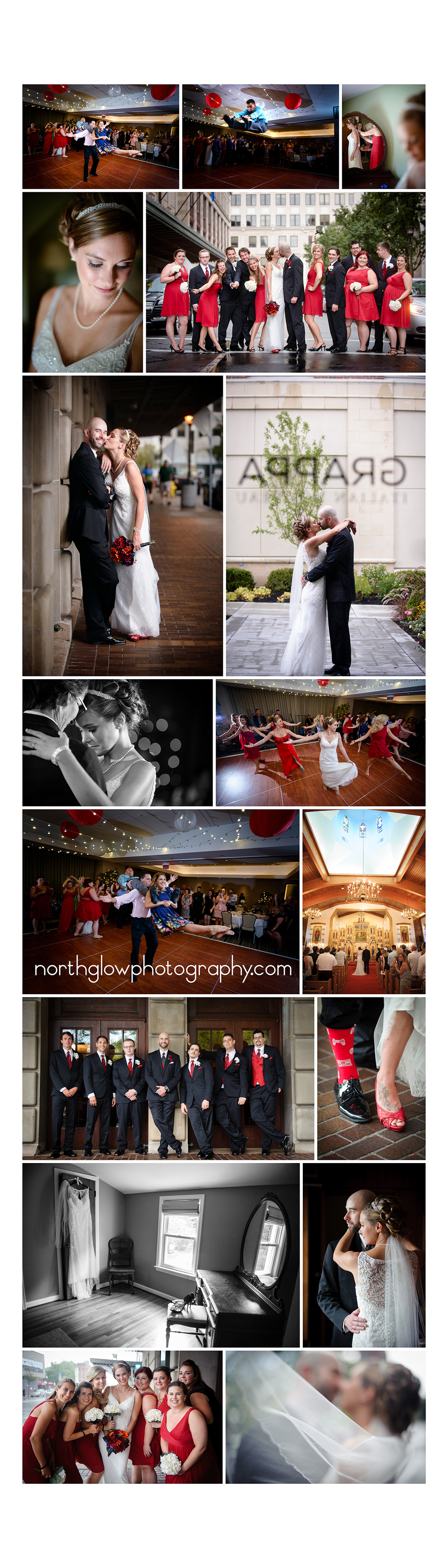 We would love to photograph your wedding day! Let's talk about it! Email: northglowphotography@gmail.com Call or Text: 585-489-3551 Contact us HERE
