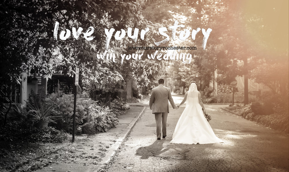 love your story rochester, wedding giveaway